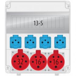 B.18.320-4-S Skydelis R-BOX...