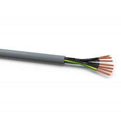 YSLY-JZ 5x6,0 kabelis pilkas